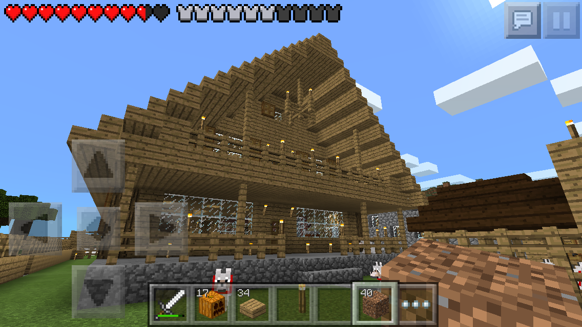 coda minecraft home